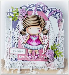 La-La Land Crafts Inspiration and Tutorial Blog: Inspirational Monday - Faerie - Tales