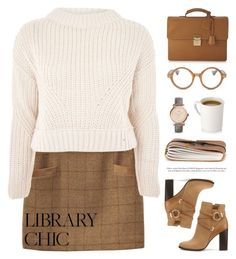 """Work Hard, Play Hard: Finals Season"" by lysianna ❤ liked on Polyvore featuring Joules, Topshop, Miss Selfridge, Ellen Tracy, FOSSIL, Louis Vuitton and finals"