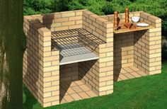 Jak zrobić dom ?: Projekty grillów. Jak zrobić grilla ogrodowego
