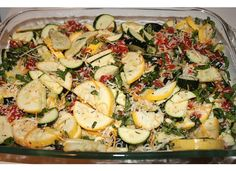 My Happily Ever After: Cheesy Zucchini Bake Recipe