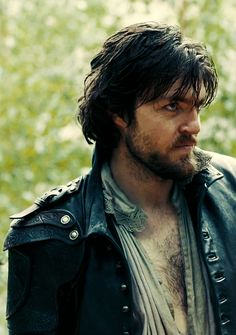The Musketeers - Athos