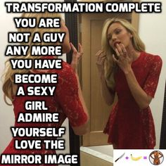 Tg Tales, Transgender Captions, Captions Feminization, Feminize Me, Gender Issues, Tg Captions, Curled Hairstyles, Crossdressers, Dress Me Up