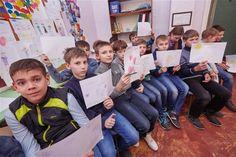 IRIN Global   Scars deepen for Ukraine's children   Ukraine   Children   Conflict   Education   Refugees/IDPs   Security