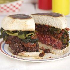 Innovative Burgers Under 500 Calories | Burgers, 500 Calories and ...
