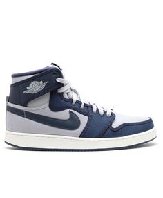Nike NIKE sneakers Air Jordan 1 mid Cool GreyMidnight Navy men (men's) (nike NIKE AIR JORDAN 1 MID College Pack Sneaker sneaker SNEAKER MENS shoes