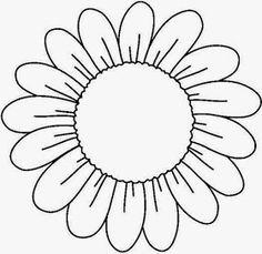 Maestra De Infantil Plantas Y Flores Para Colorear Igual Que Un Modelo Dibujos Para Plastificar Paginas Para Colorear De Flores Arte Con Flores Flores