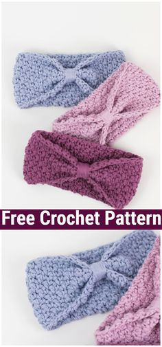 Crochet Baby Headband Pattern There are hundreds of designs and styles of crochet headbands patterns which you can choose according to your clothing and fashion trend. But if you are looking for some of the best crochet headband Bandeau Crochet, Crochet Headband Pattern, Crochet Flower Patterns, Crochet Headbands, Crochet Flowers, Baby Girl Crochet, Crochet Baby Clothes, Crochet Woman, Crochet For Kids