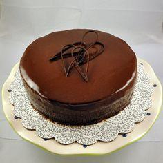 Torta Setteveli. 7 layers of heaven. Special occasion cake !!