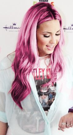 I love Demi so much! She is such an inspiration.