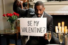 Idris Elba || Yes, I will