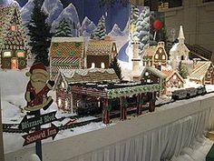 Gingerbread house - Wikipedia, the free encyclopedia