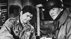 """""""La battaglia dei giganti"""" (Battle of the Bulge, 1965) #CharlesBronson #HenryFonda"""
