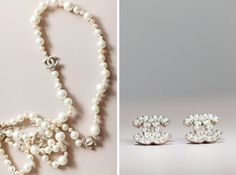 pretty-things-17- i would LOVE a pair of chanel earings!