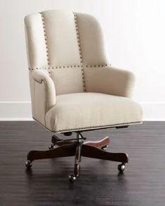 H7F03 Hooker Furniture Frances Office Chair