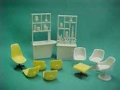 mid century dollhouse furniture ad - Bing images