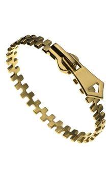 zipper bracelet  open and closed case