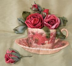 Silk Ribbon Embroidery Patterns - Bing Images