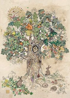 A Mighty Oak. Jane Crowther