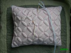 """Boutis Provençal """"Pique-Aiguilles"""" ROSE,Fait main : Textiles et tapis par nanou13"""