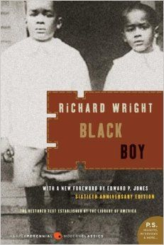 Black Boy is on the Grade 10 reading list.