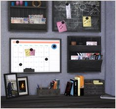 Sims 4. Ibiza Office. - pqSim4 More