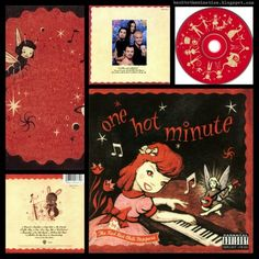 #HappyAnniversary 19 years #RHCP #OneHotMinute #RickRubin #RedHotChiliPeppers @ChiliPeppers #backtothenineties #alternative #rock #music #album #cover #CD