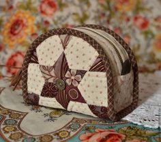 Женские сумки ручной работы. Заказать Японская Косметичка