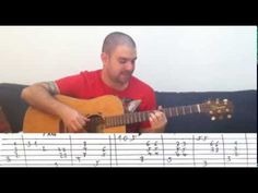 Fingerstyle Tutorial: Fly Me to the Moon - Guitar Lesson w/ TAB