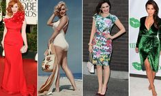 She's still top of the lot! Marilyn Monroe's curves voted best of all time... pushing Kelly Brook into second place