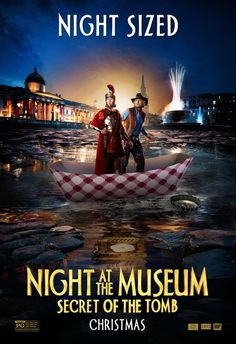 High resolution official theatrical movie poster ( of for Night at the Museum: Secret of the Tomb Image dimensions: 2057 x Directed by Shawn Levy. Starring Ben Stiller, Rami Malek, Rebel Wilson, Robin Williams All Movies, Movie Tv, Awesome Movies, Family Movies, Comedy Movies, Worst Puns Ever, Museum Movie, Wilson Movie, Museum Poster