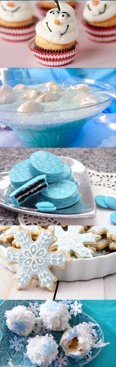 Süße Ideen für deinen nächsten Kindergeburtstag unter dem Motto Eiskönigin