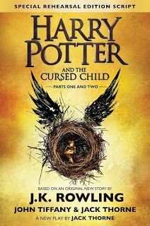 Harry Potter and the Cursed Child : Parts One and Two, a play by Jack Thorne based on the new story by J. Rowling, John Tiffany and Jack Thorne Harry Potter, now an overworked employee of the. Garri Potter, Harry Potter Cursed Child, La Saga Harry Potter, Harry Potter Stories, Rowling Harry Potter, Cursed Child Book, New Books, Good Books, Books To Read