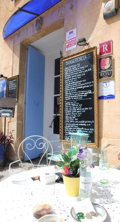 Mallorca Cafe Parisien in Arta  Labsal