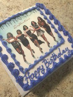 Fifth Harmony Cake