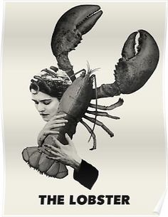 The Lobster Poster Book Posters, Movie Posters, Lobster Art, Spanish Armada, Film Poster Design, Ad Of The World, Poster Pictures, Vintage Ephemera, Sell Your Art