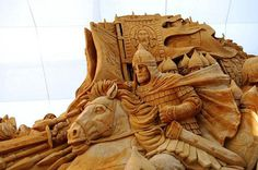 13 Sand Sculptures That Will Amaze You   Inked Magazine