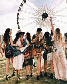 Another amazing year at Coachella is in the books! I had a great time at Coachella Check out everything I did + wore for the festival at Thrifts and Threads! Coachella Festival, Coachella 2018, Coachella Style, Coachella Valley, Festival Looks, Festival Style, Festival Girls, Festival Friends, Lollapalooza