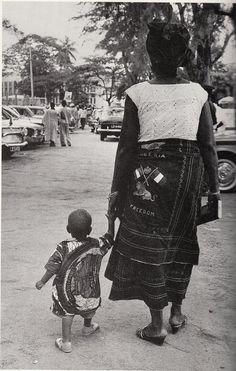 Nigeria, October 1, 1960. This Brings Back Sooo Many Memories!