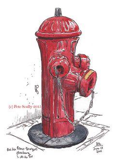 Strasbourg Hydrant
