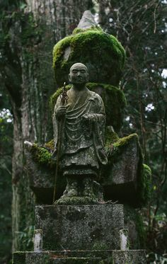 Mount Kōya and the Okunoin Cemetary, Japan. #destinations #travel