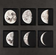 moon print collection