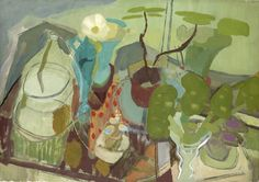 A fresh look at one of Britain's most admired modern artists, Ivon Hitchens, whose paintings brought continental colour to the English landscape. Elgin Marbles, Patrick Heron, Duncan Grant, Vanessa Bell, Garden Studio, Garden Painting, Modern Artists, Landscape Paintings, Abstract Paintings