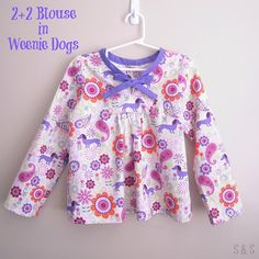 2+2 Blouse by beach_mom.