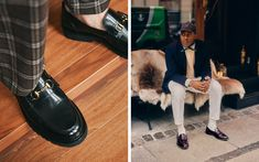 Are loafers back? Well, they never left. The post Virgil Nicholas Brings the Vibe with Vinny's Loafers first appeared on Scandinavia Standard.