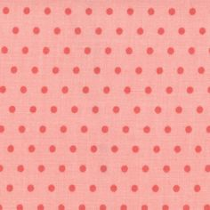 Vintage Modern by Bonnie and Camille for Moda Candy Melon Tonal Dot