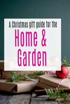 Gorgeous Christmas gift ideas for the home and garden  which are a little it unusual and a big bit lovely - a wonderful Xmas gift guide for a home and interiors lover #giftguide #interiors #homegiftguide #christmas