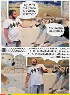 Sooo mean hahaha