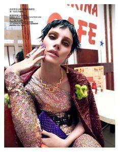 London | John-Paul Pietrus #photography | Harper's Bazaar China October 2012