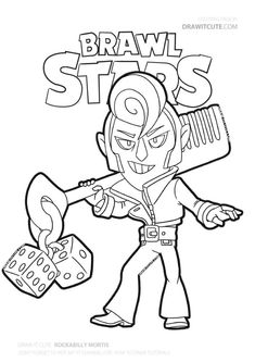 You are in the right place about Brawl Stars Coloring Pages Here we offer you the most beautiful pic Star Coloring Pages, Coloring Books, Blow Stars, Super Easy Drawings, Dark Souls, Anime Naruto, League Of Legends, Drawing S, Monster High