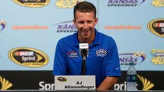 Allmendinger signs extension with JTG Daugherty Aj Allmendinger, News Media, Nascar, Racing, Baler